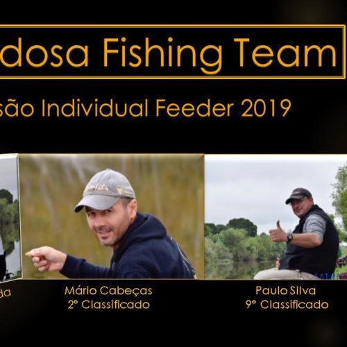 Dois atletas do Folhadosa na Seleção Nacional de Pesca Desportiva