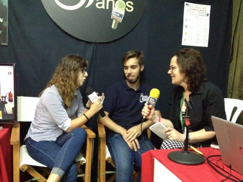 """Vencedores do Soltem Talentos: """"Mostrámos que somos um bom duo"""""""