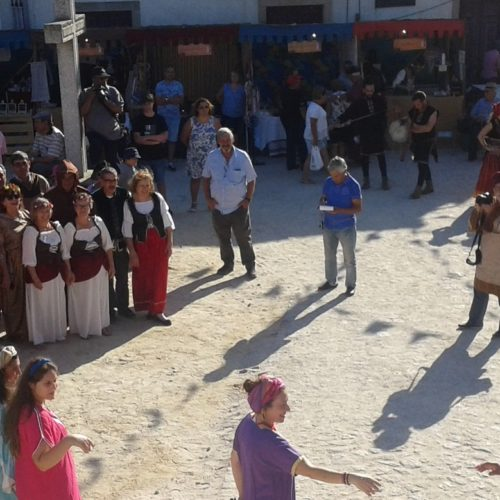 """Feira Moçárabe de Lourosa: """"Celebramos aqui, aquilo que é uma lição para Portugal e para todo o mundo quando hoje assistimos ao choque de civilizações"""""""
