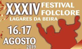 Rancho Folclórico e Cultural de Lagares da Beira promove 34º Festival Folclore