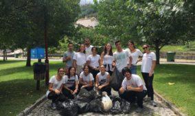 Oliveira do Hospitalassocia-se aoProjeto Limpa +