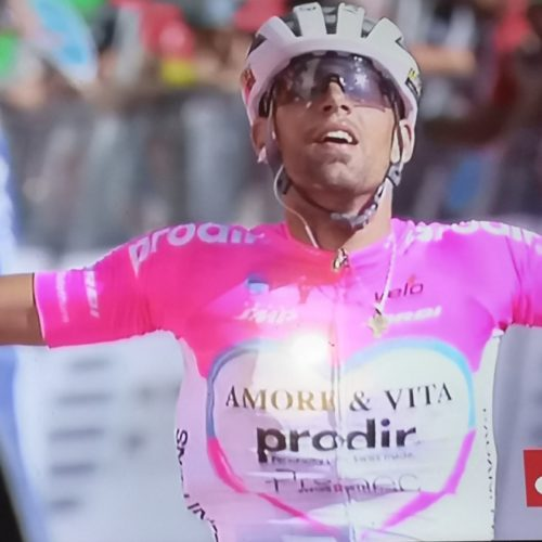 Volta a Portugal: Marco Tizza vence isolado etapa Oliveira do Hospital – Guarda