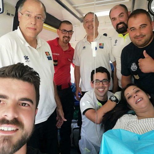 Mais um bebé de Oliveira do Hospital nasce no IC6 a caminho da maternidade