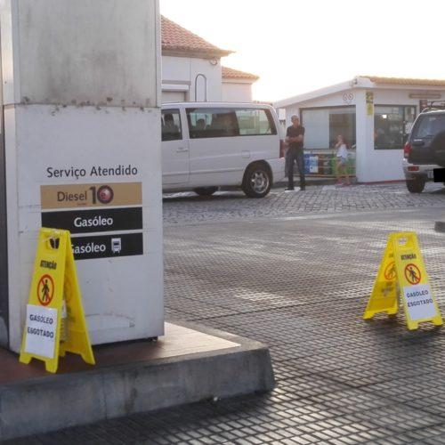 Oliveira do Hospital: Gasóleo esgotou em pelo menos um posto antes de a greve começar