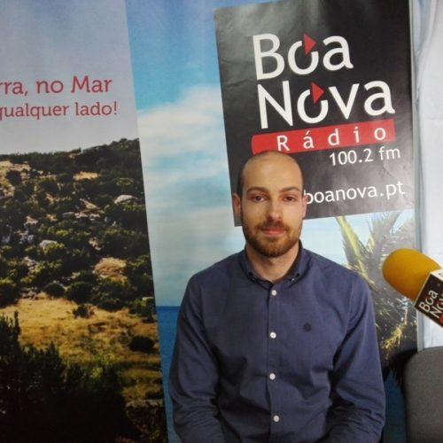 João Brito é convidado do Espaço BLC3- Ciência no Interior