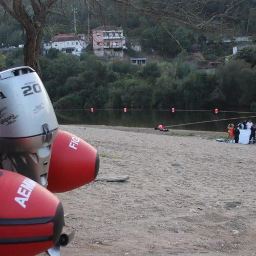 Coimbra: Mulher morre afogada na praia fluvial dePalheirose Zorro