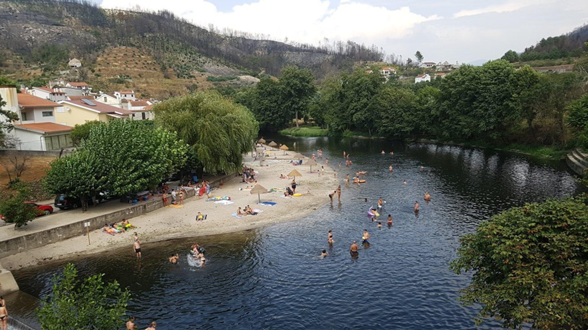 Nadador Salvador retirou homem em paragem cardiorrespiratória na praia de S. Sebastião da Feira