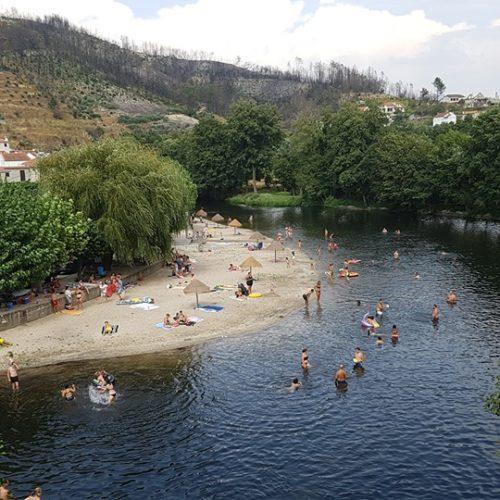 Homem encontrado sem vida no rio em S. Sebastião da Feira