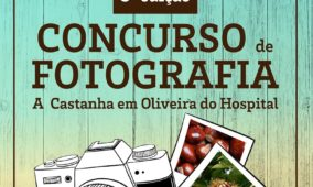 """Aldeia das Dez promove 3ª edição do concurso de fotografia """"A Castanha em Oliveira do Hospital"""""""