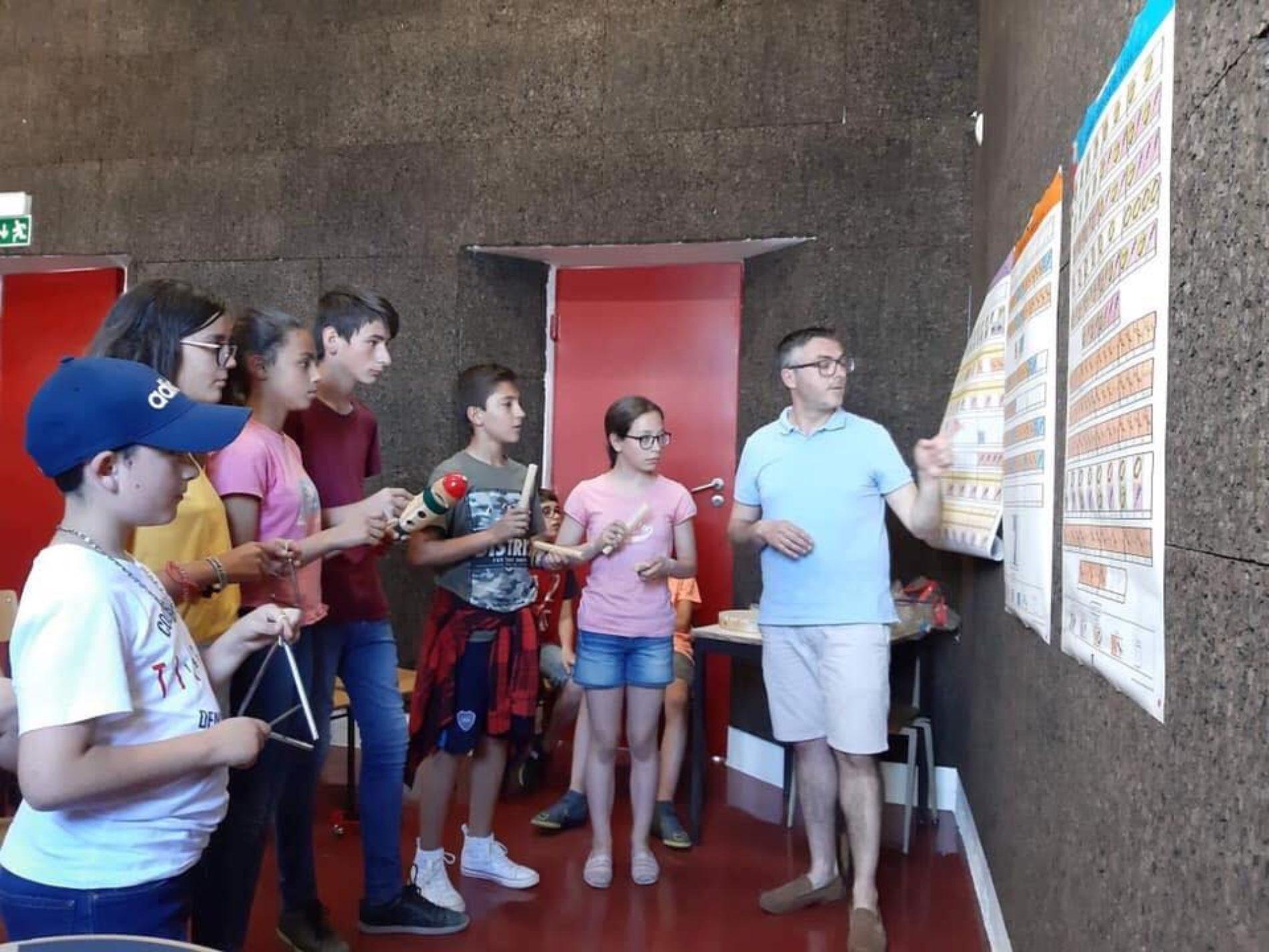 Estão abertas as inscrições para a Escola de Música da Filarmónica de Arganil