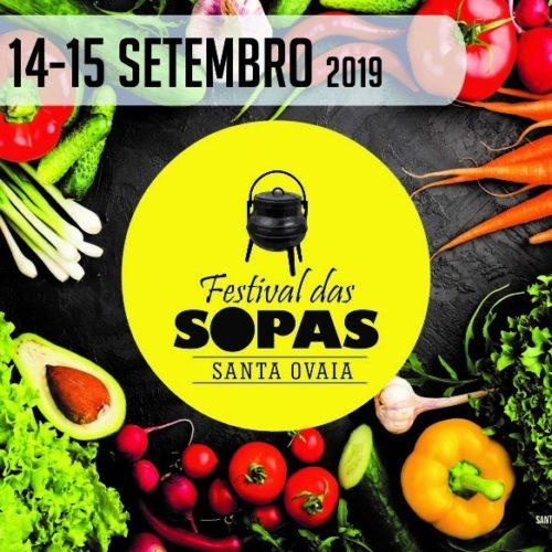Santa Ovaia promove Festival das Sopas – Festas de Verão 2019