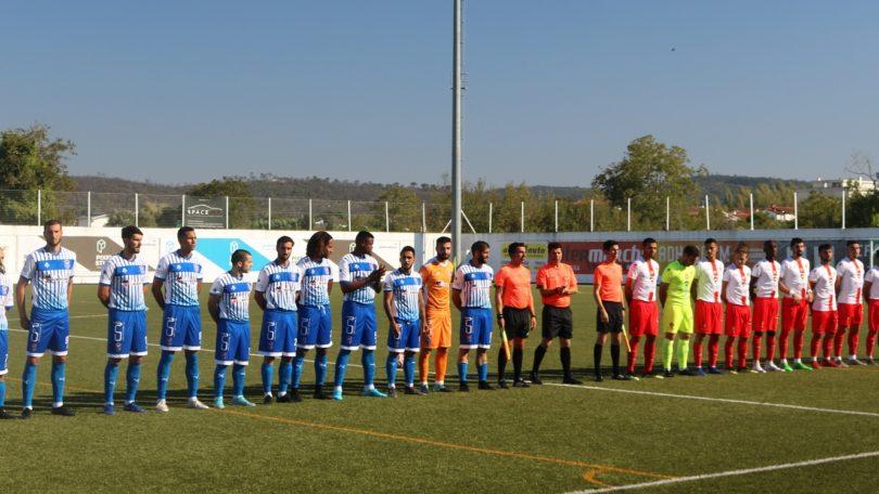 Grandes penalidades ditaram o fim do FCOH na Taça de Portugal (com vídeo)