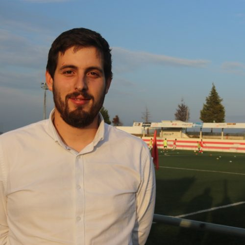 """""""Uma equipa como o Nogueirense tem que sempre ambicionar estar nos Campeonatos Nacionais"""" (com vídeo)"""