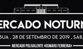 """Município de Tábua realiza mais uma edição do """"Mercado Noturno"""""""