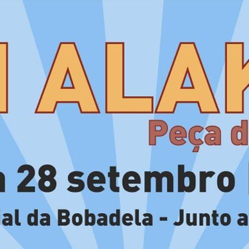 """Peça de teatro """"Em Alakai"""" em estreia na Bobadela"""