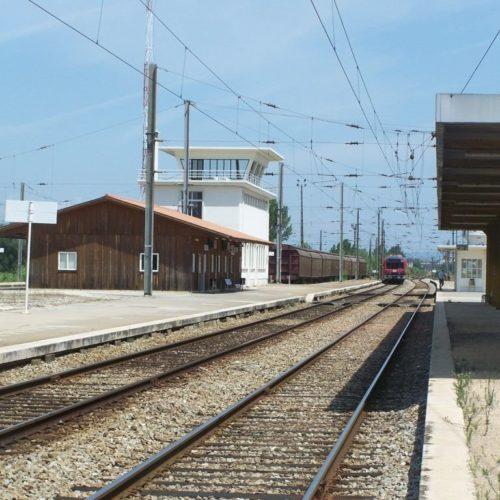 Homem morreu em atropelamento ferroviário na estação de Alfarelos