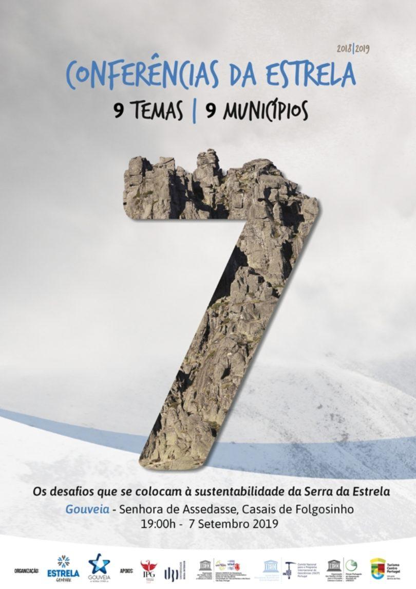 """Associação Geopark Estrela promove conferência sobre """"os desafios que se colocam à sustentabilidade da Serra da Estrela"""""""