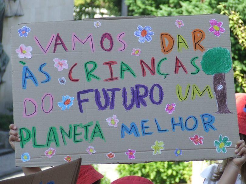 """Crianças da FAAD desenvolvem projeto """"Missão 4R's"""" em defesa do ambiente"""