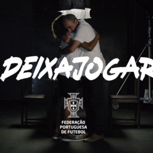 FPF lança movimento #DeixaJogar (com vídeo)