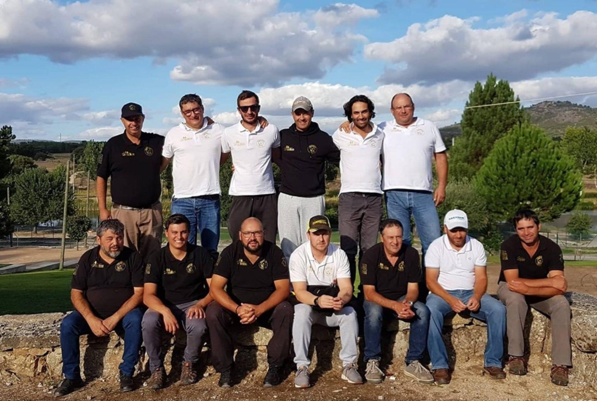 Folhadosa Fishing Team é líder no Campeonato Regional de Clubes de Pesca Desportiva