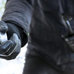 Região: Ex recluso novamente detido após assaltar sete casas de idosos