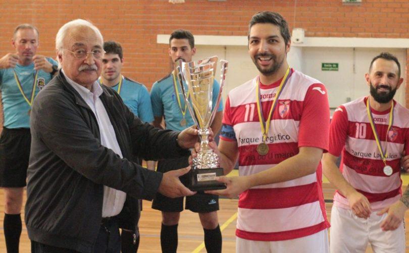 Futsal: AGU/GD Ulmeiro vence Taça de Honra AFC