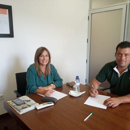 Góis comemorou Dia Mundial de Turismo com celebração de contrato para melhorias na praia fluvial de Alvares