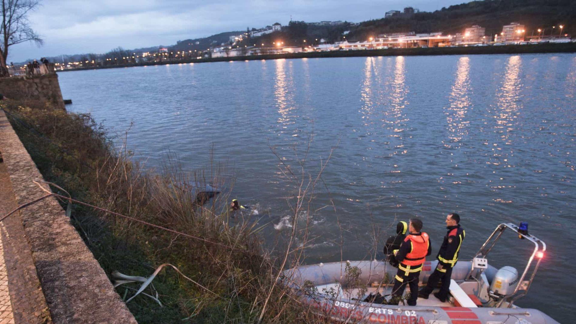 Coimbra: Homem encontrado sem vida no rio Mondego