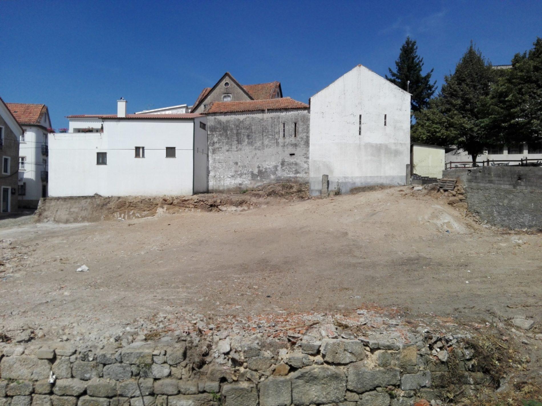 """Oliveira do Hospital: Paróquia adquiriu terreno para futura Igreja que terá capacidade para """"400 ou 500 pessoas sentadas"""""""