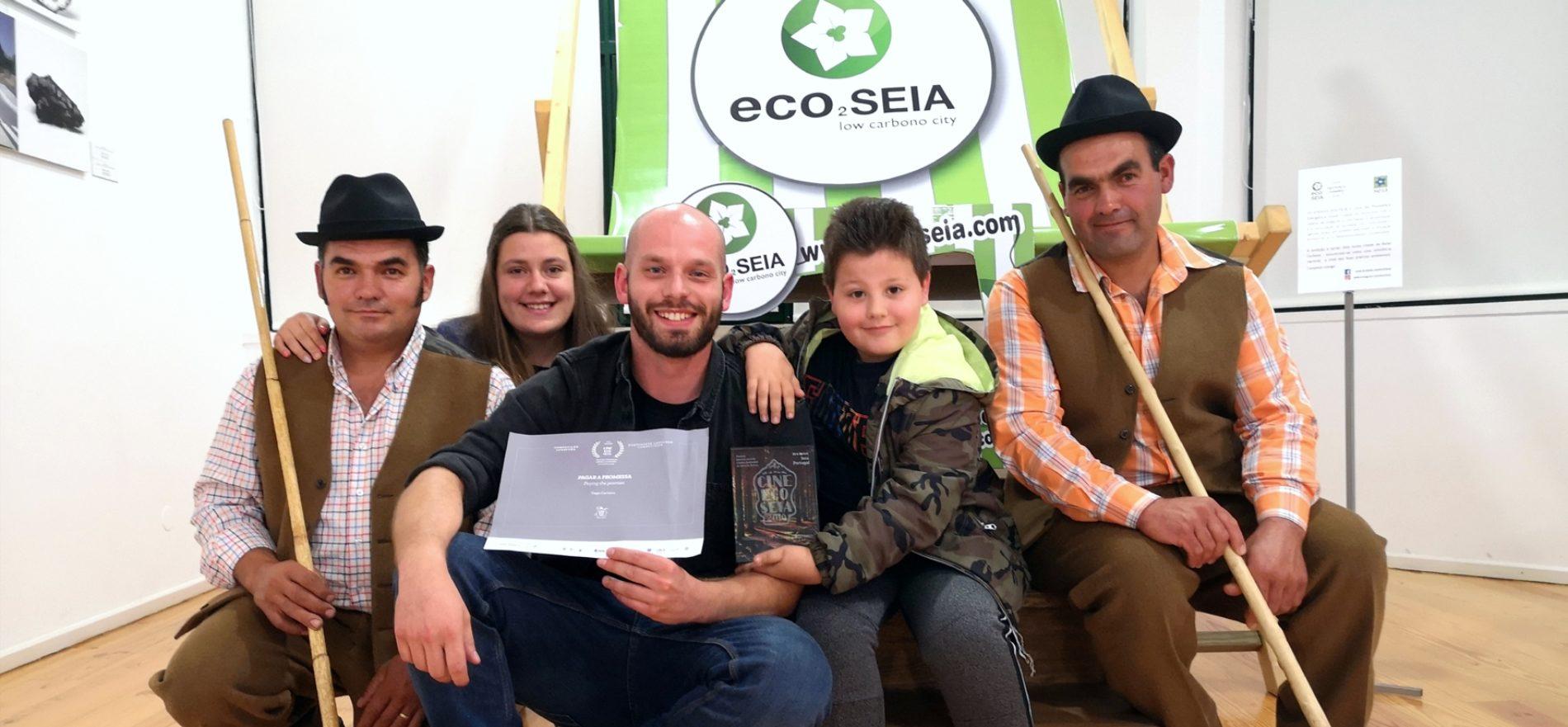 Tiago Cerveira conquistou dois prémios no CineEco