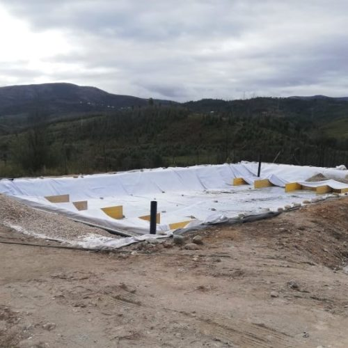 Arganil reabilita estações de tratamento de água residuais danificadas pelo incêndio