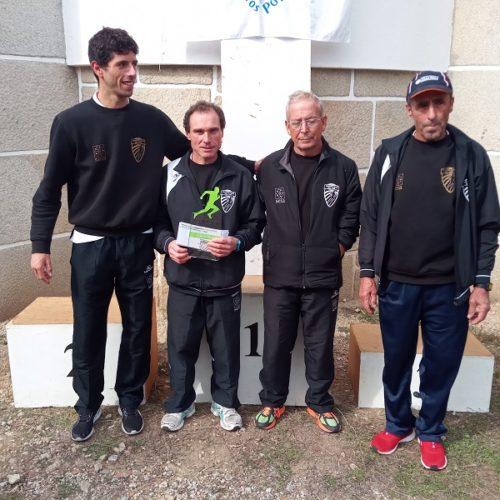 Maratona Clube Vila Chã participou no XXIII Grande Prémio de Atletismo 3 Santos Populares