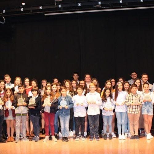 Município de Penacova homenageou alunos que se distinguiram por mérito escolar