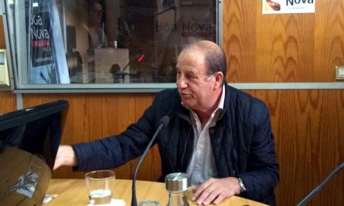 """Quem regressar a Oliveira do Hospital e não cumprir quarentena """"será identificado para responder em tribunal"""", garante José Carlos Alexandrino"""
