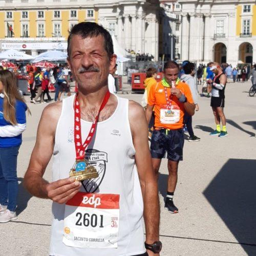 Maratona Clube Vila Chã participou na EDP Maratona de Lisboa