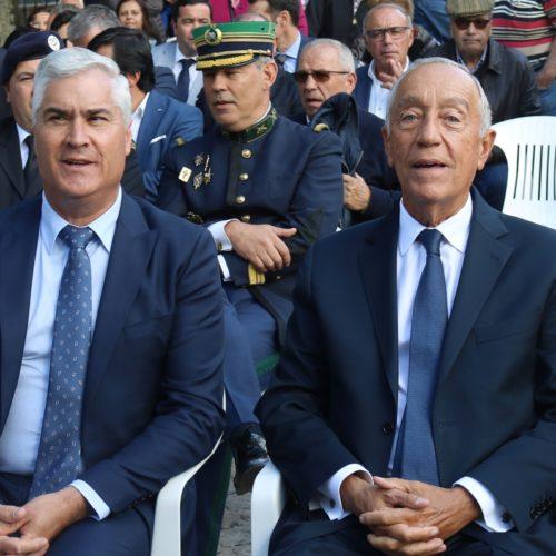 """Presidente da República entende que """"região mostrou uma força de vontade enorme que ultrapassou as expectativas"""""""