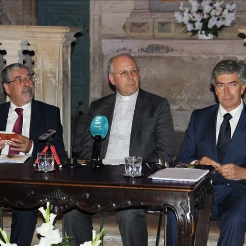 Coimbra celebra ano jubilar dos Mártires de Marrocos e de Sto. António