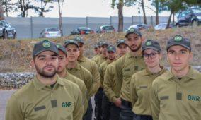 GNR promove 1º Curso de Formação de Guardas Florestais