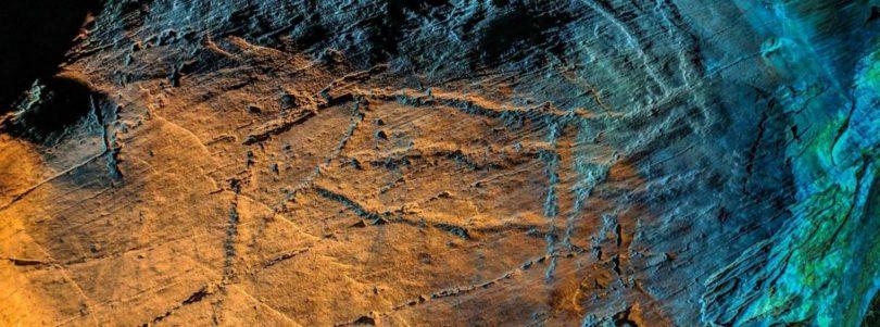 Novas gravuras rupestres descobertas junto ao rio Zêzere no Fundão