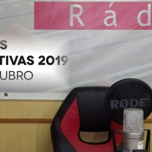 """Rádio Boa Nova realiza emissão especial """"Eleições Legislativas 2019"""""""