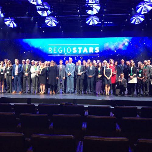 Portugal não arrecadou prémios na edição 2019 do RegioStars em Bruxelas