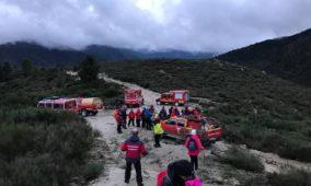 Resgate em Montanha de 17 turistas (Serra da Estrela), terminou da melhor maneira