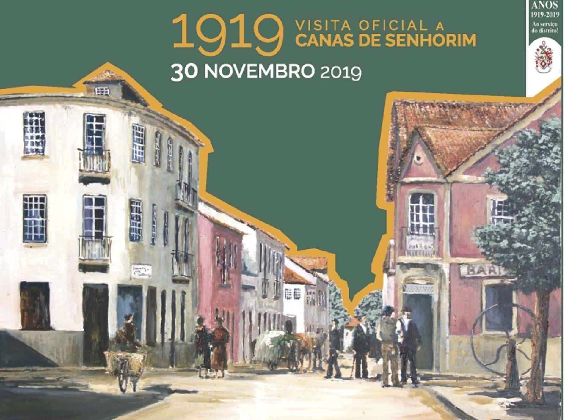 Nelas comemora chegada dos 100 anos da GNR