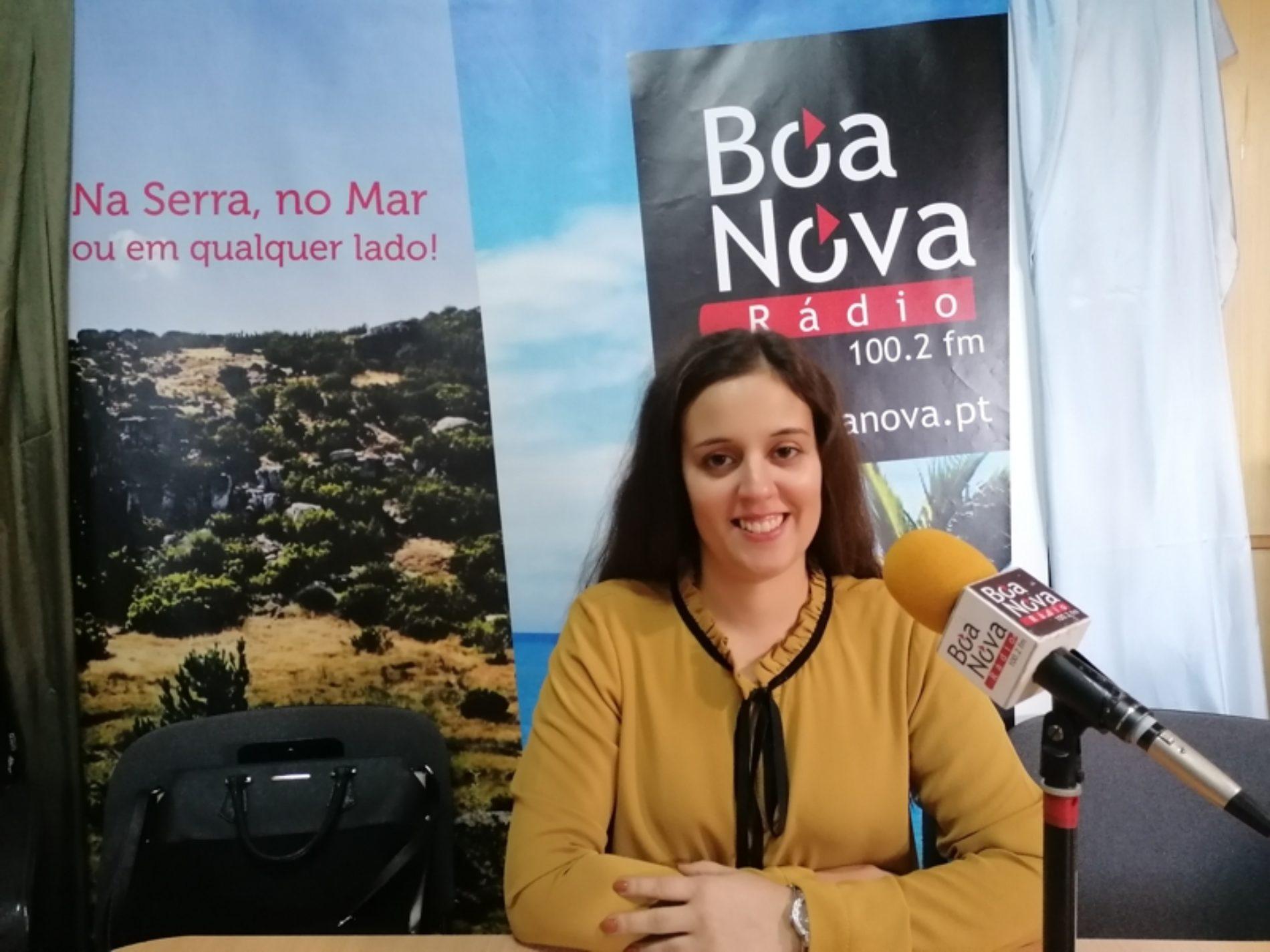 Lúcia Mota é a convidada do Espaço BLC3 – Ciência no Interior