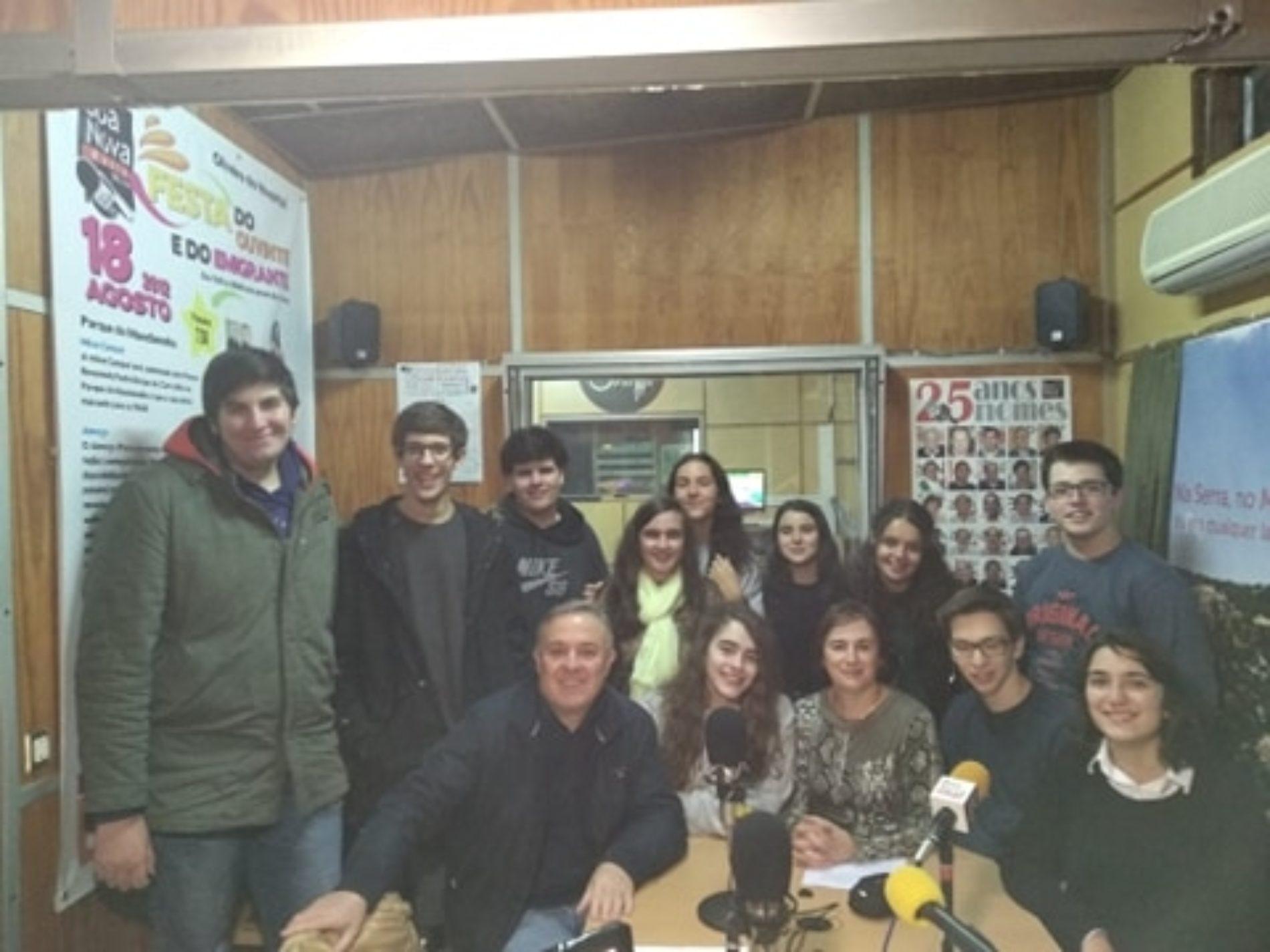 """""""A Escola e o Meio"""" está de volta na Rádio Boa Nova"""
