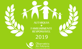 """Oliveira do Hospital novamente reconhecida como """"Autarquia Mais Familiarmente Responsável 2019"""""""