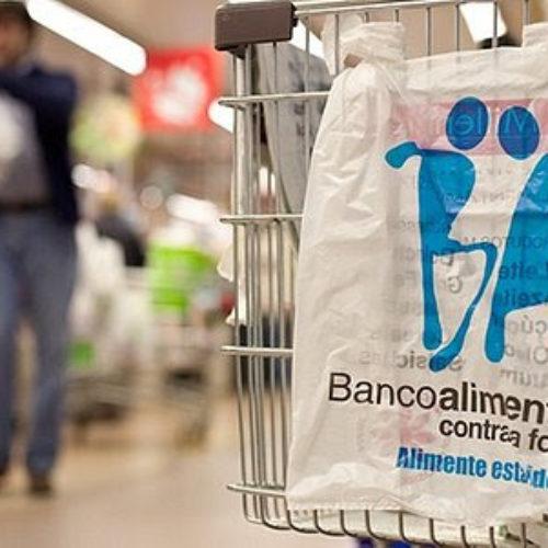 Bancos Alimentares apelam à participação em mais uma Campanha de Recolha de alimentos