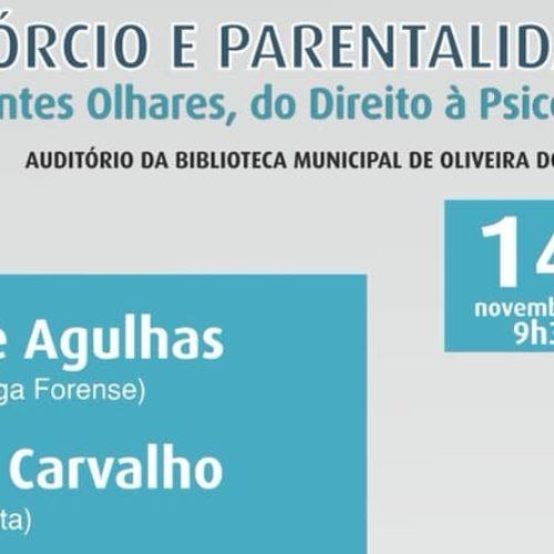 """CPCJ de Oliveira do Hospital promove colóquio sobre """"Divórcio e Parentalidade"""""""