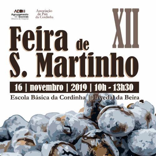 Agrupamento de Escolas promove Feira de S. Martinho na EB da Cordinha