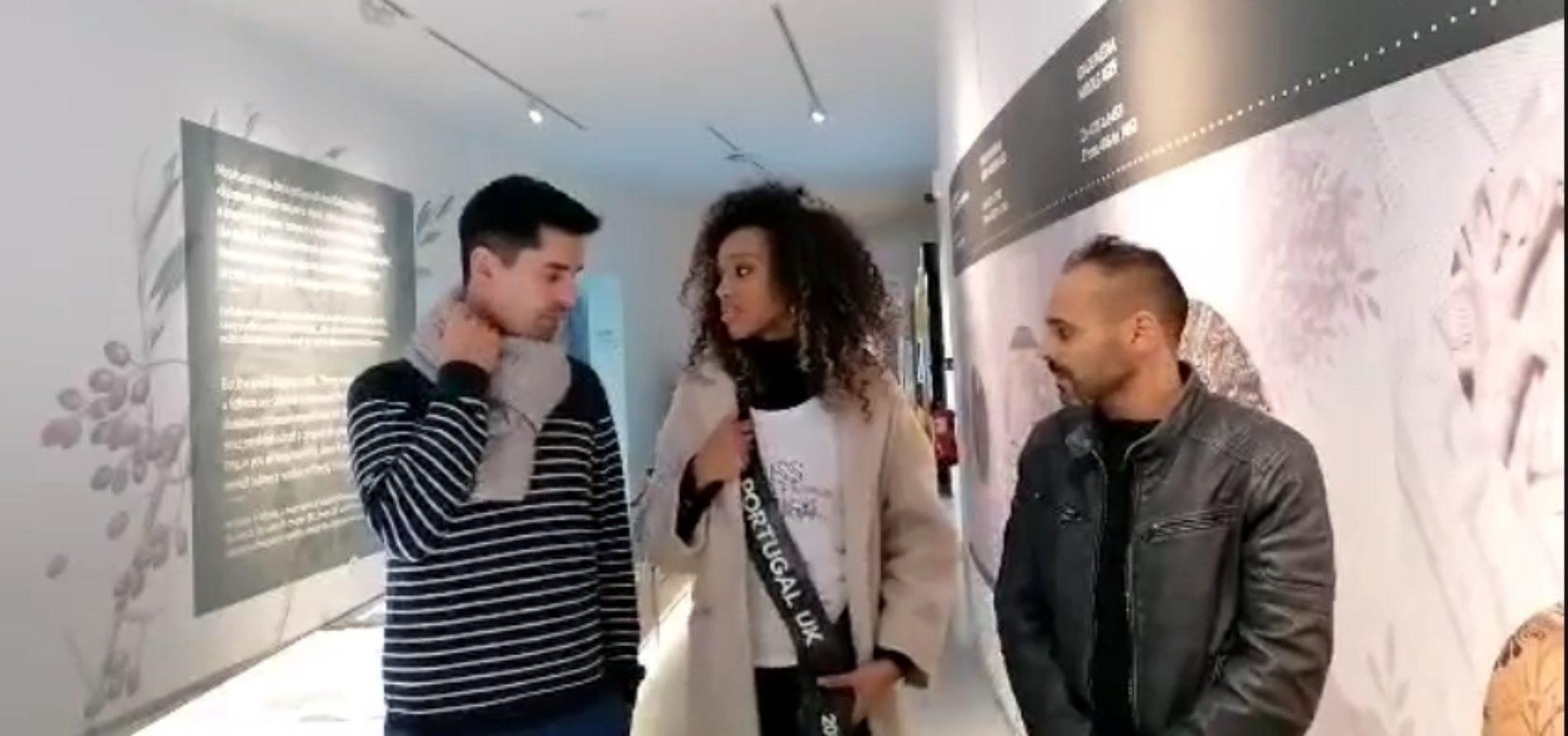 Miss Queen 2019: Rádio Boa Nova em reportagem no Museu do Azeite (com vídeo)